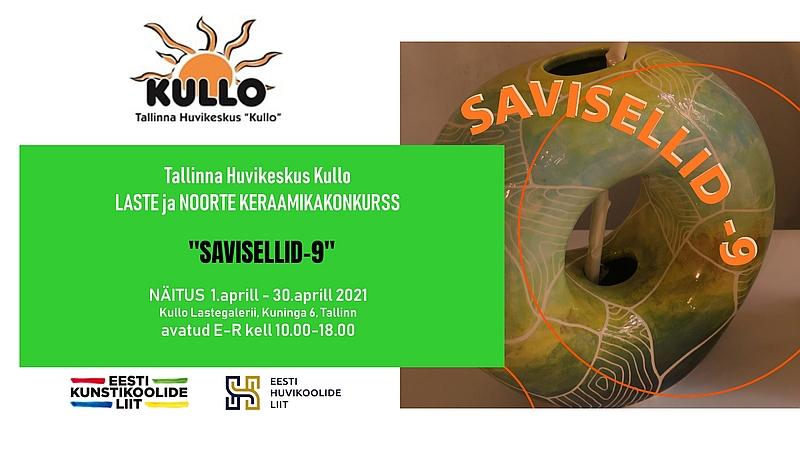 LASTE JA NOORTE KERAAMIKAKONKURSS SAVISELLID-9